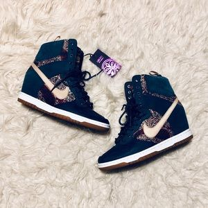 Nike Dunk Sky Hi Sneakerboot Rare Limited Edition
